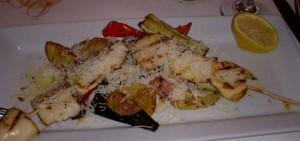 Grilled Chicken Speidini
