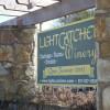 LightCatcher Entry Sign
